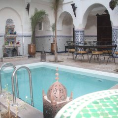 Отель Dar Moulay Ali Марракеш бассейн