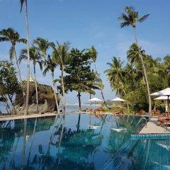 Отель Blue Oceanic Bay бассейн