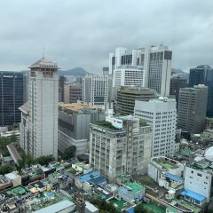 Отель Solaria Nishitetsu Hotel Seoul Myeongdong Южная Корея, Сеул - 1 отзыв об отеле, цены и фото номеров - забронировать отель Solaria Nishitetsu Hotel Seoul Myeongdong онлайн фото 3