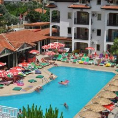 Отель Ekinci Palace бассейн фото 3