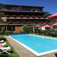 Отель Arc En Ciel Швейцария, Гштад - отзывы, цены и фото номеров - забронировать отель Arc En Ciel онлайн бассейн