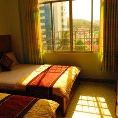 Отель Quang Vinh 2 Hotel Вьетнам, Нячанг - отзывы, цены и фото номеров - забронировать отель Quang Vinh 2 Hotel онлайн комната для гостей фото 5