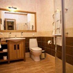 Отель Vila Dubgiris Литва, Тиркшилаи - отзывы, цены и фото номеров - забронировать отель Vila Dubgiris онлайн ванная