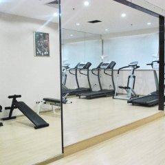 Sunway Hotel фитнесс-зал