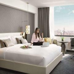 Отель Fairmont Rey Juan Carlos I Барселона комната для гостей фото 2