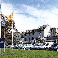Best Western Kings Manor Hotel парковка
