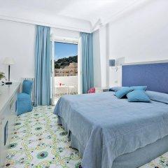 Отель Gatto Bianco Hotel & SPA Италия, Капри - отзывы, цены и фото номеров - забронировать отель Gatto Bianco Hotel & SPA онлайн комната для гостей фото 3