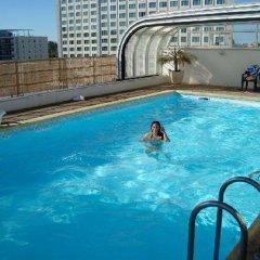Mercure Lisboa Hotel бассейн фото 2
