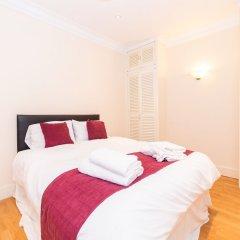Отель PML Apartments Elvaston Mews Великобритания, Лондон - отзывы, цены и фото номеров - забронировать отель PML Apartments Elvaston Mews онлайн комната для гостей фото 3