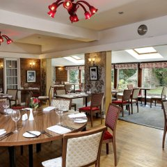 Отель Best Western Dower House & Spa питание фото 2