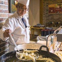 Отель Sounkyo Choyotei Камикава питание фото 2