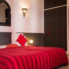 Отель Riad Alegria Марокко, Марракеш - отзывы, цены и фото номеров - забронировать отель Riad Alegria онлайн комната для гостей фото 4