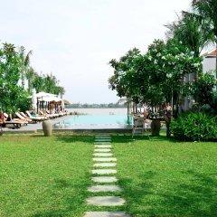 Отель Vinh Hung Emerald Resort Хойан бассейн