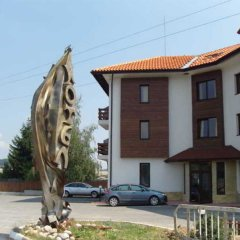 Hotel Bistrica парковка