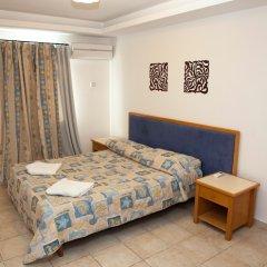 Отель Alecos Hotel Apartments Кипр, Пафос - отзывы, цены и фото номеров - забронировать отель Alecos Hotel Apartments онлайн комната для гостей фото 5