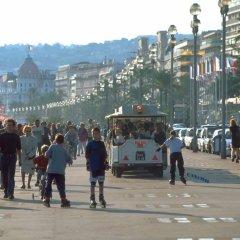 Отель Mercure Nice Marché Aux Fleurs Франция, Ницца - 13 отзывов об отеле, цены и фото номеров - забронировать отель Mercure Nice Marché Aux Fleurs онлайн городской автобус