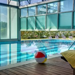 The Lince Azores Great Hotel бассейн