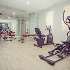 Fesa Business Hotel фитнесс-зал