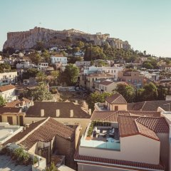 Отель A77 Suites By Andronis Афины фото 3