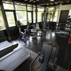 Отель Nikki Beach Resort фитнесс-зал фото 3