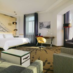 Le Méridien Grand Hotel Nürnberg комната для гостей фото 4