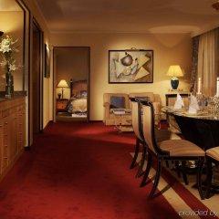 Kempinski Hotel Corvinus Budapest интерьер отеля