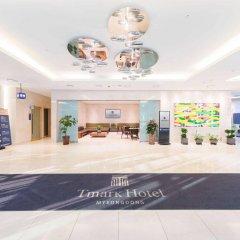 Tmark Hotel Myeongdong интерьер отеля фото 2