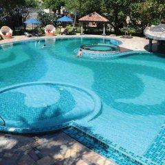 Отель Siddhalepa Ayurveda Health Resort Шри-Ланка, Ваддува - отзывы, цены и фото номеров - забронировать отель Siddhalepa Ayurveda Health Resort онлайн бассейн фото 2