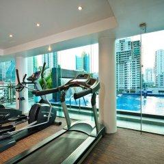 Отель Admiral Premier Sukhumvit 23 By Compass Hospitality Бангкок фитнесс-зал фото 4