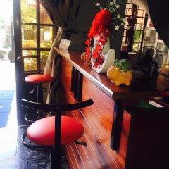 Отель Ngo Homestay Хойан гостиничный бар
