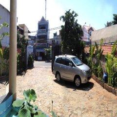 Отель Vung Tau Blue Coast Serviced Apartment Вьетнам, Вунгтау - отзывы, цены и фото номеров - забронировать отель Vung Tau Blue Coast Serviced Apartment онлайн парковка