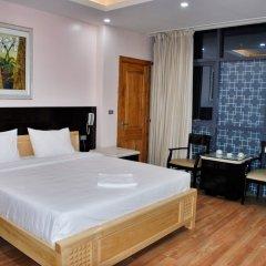 NICE Hotel Ханой комната для гостей