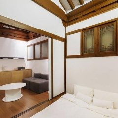 Отель Goiseoul Hanok Guesthouse Южная Корея, Сеул - отзывы, цены и фото номеров - забронировать отель Goiseoul Hanok Guesthouse онлайн комната для гостей фото 2