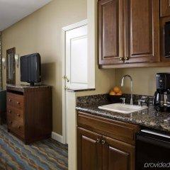 Отель Hilton Grand Vacations on the Las Vegas Strip удобства в номере