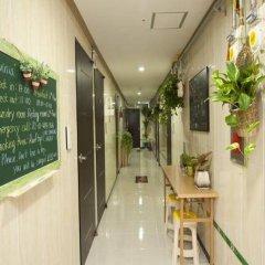 Отель Alice Residence Южная Корея, Сеул - отзывы, цены и фото номеров - забронировать отель Alice Residence онлайн интерьер отеля фото 2