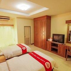 Отель Nida Rooms Srinakarin Rama Suan Luang комната для гостей фото 4