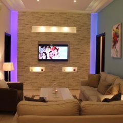 Отель Cozy & Gated Compound Иордания, Амман - отзывы, цены и фото номеров - забронировать отель Cozy & Gated Compound онлайн интерьер отеля