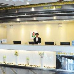 Отель Motel 168 Chengdu ShuangQiao Road Inn Китай, Чэнду - отзывы, цены и фото номеров - забронировать отель Motel 168 Chengdu ShuangQiao Road Inn онлайн интерьер отеля фото 2