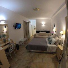 Отель Mathios Village Греция, Остров Санторини - отзывы, цены и фото номеров - забронировать отель Mathios Village онлайн комната для гостей фото 5