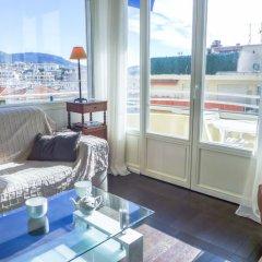 Отель Saint Christophe Ницца балкон