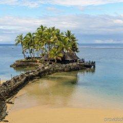 Отель Warwick Fiji пляж фото 2