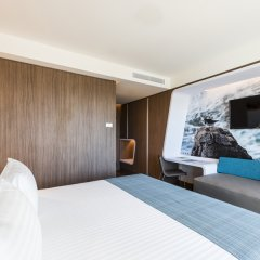 Отель Eurostars Cascais Португалия, Кашкайш - отзывы, цены и фото номеров - забронировать отель Eurostars Cascais онлайн комната для гостей фото 4