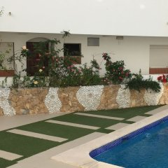 Отель Sol a Sul Apartments Португалия, Албуфейра - отзывы, цены и фото номеров - забронировать отель Sol a Sul Apartments онлайн бассейн фото 3