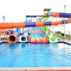 Отель Bella Rose Aqua Park Beach Resort бассейн