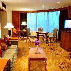Отель Century Park Бангкок интерьер отеля фото 3