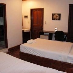 Rama Hotel сейф в номере
