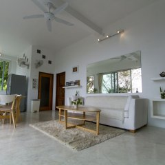 Отель Monkey Flower Villas Таиланд, Остров Тау - отзывы, цены и фото номеров - забронировать отель Monkey Flower Villas онлайн комната для гостей