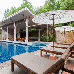 Отель Areca Resort & Spa бассейн