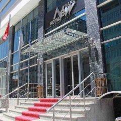 Отель Нью Баку парковка