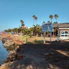 Отель Don Eddie's Landing пляж фото 2